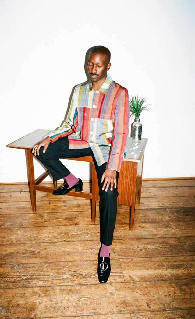 Meet Kenneth Ize The Designer At The Forefront Of Africa S Fashion Boom Anotherman