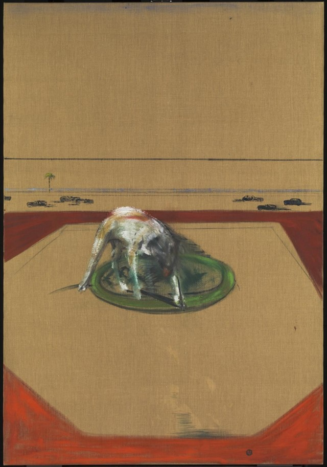 FRANCIS BACON – DOG 1952