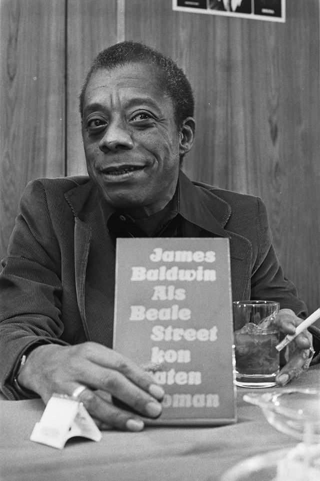 """Love Him and Let Him Love You"": James Baldwin's Quotes on Love"