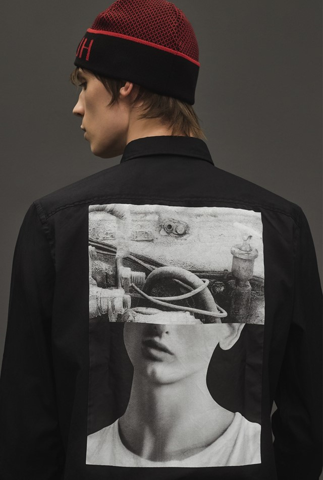 HUGO Collaborates with Artist and Illustrator Jesse Draxler