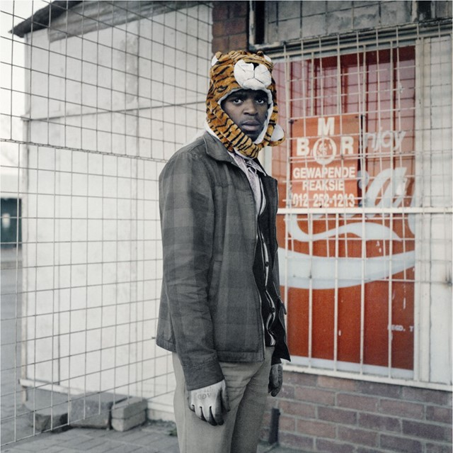 Thabiso Sekgala Second Transition, Tiger, 2012