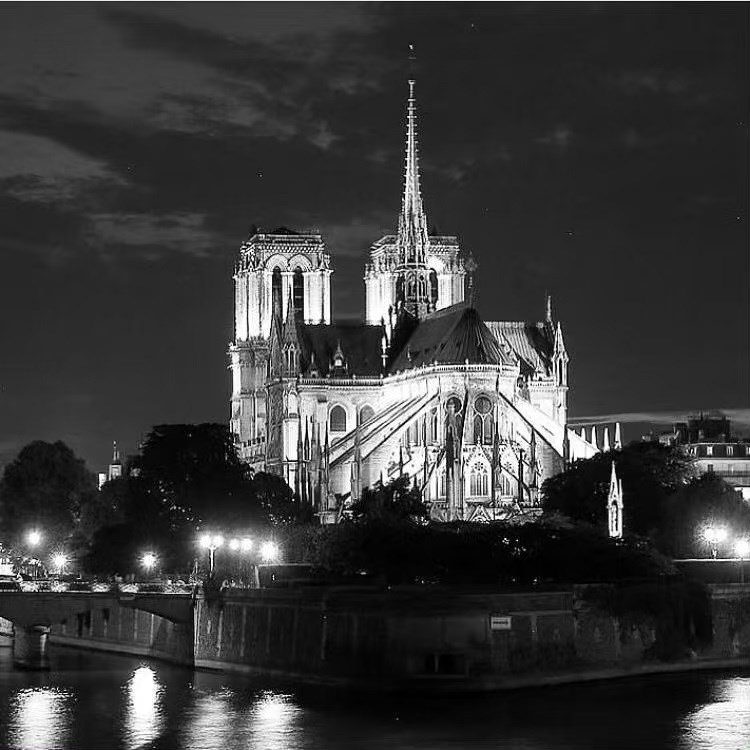 The Owners of Dior and Balenciaga Pledge €300 Million for Notre-Dame
