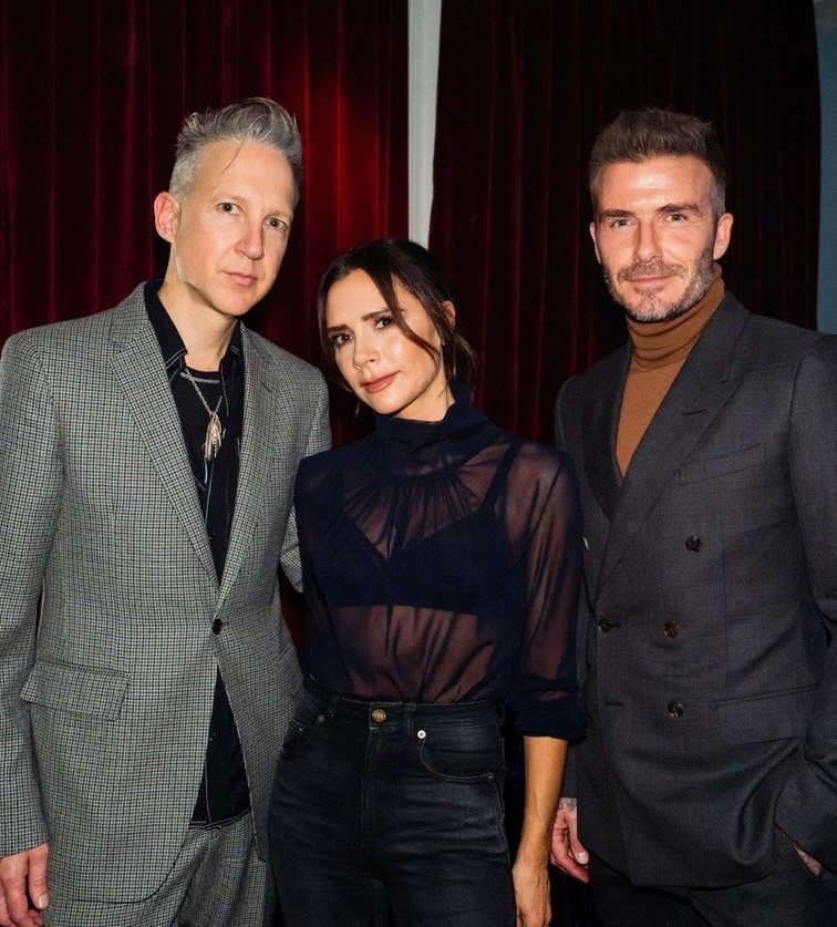 Photos from David Beckham and Jefferson Hack's Party Last Night