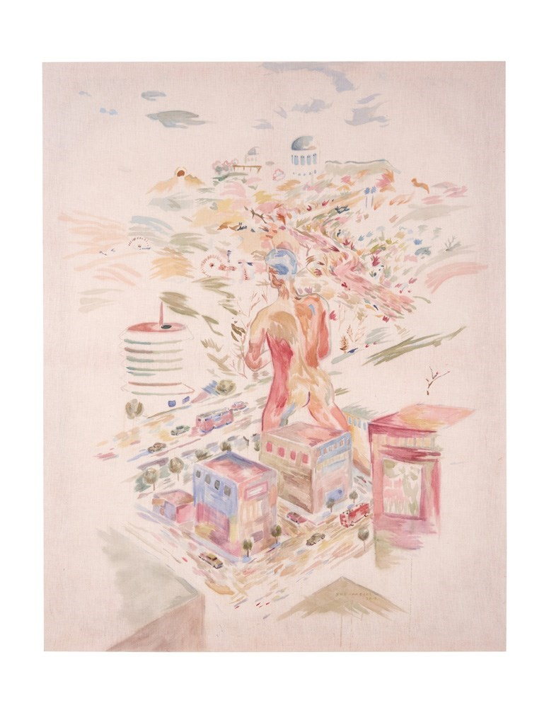 Gus Van Sant Speaks on Art and His New Exhibition of Watercolours