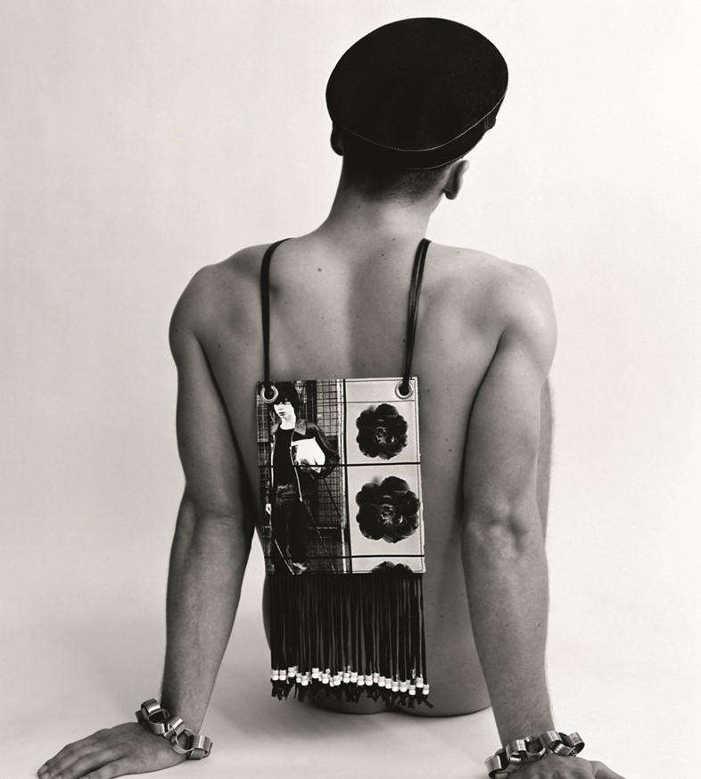 JW Anderson Gilbert George collaboration Alasdair McLellan