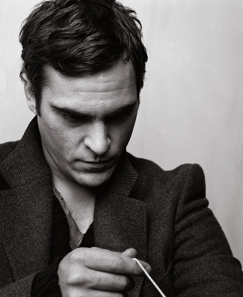 Joaquin Phoenix, Craig McDean, Another Man Magazine