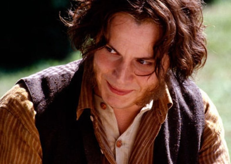 Jack White in Cold Mountain