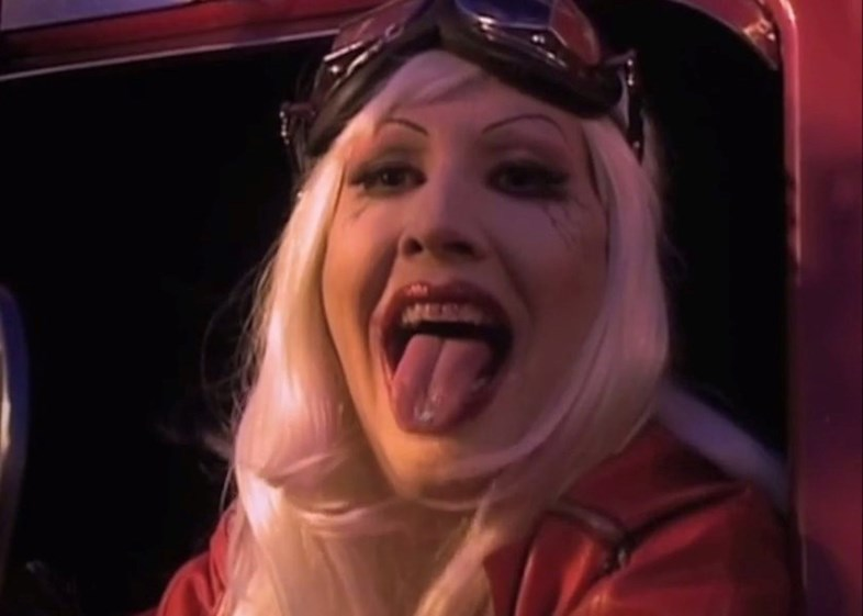 Marilyn Manson in Party Monster