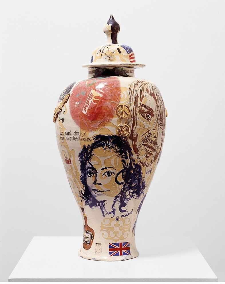 057_Sex and Drugs and Earthenware by Grayson Perry