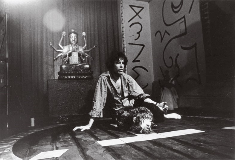 Christopher Gibbs Kenneth Anger Lucifer Cheyne Walk