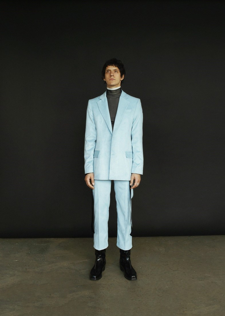 Antonio Vattev fashion designer AW19 csm saint martins