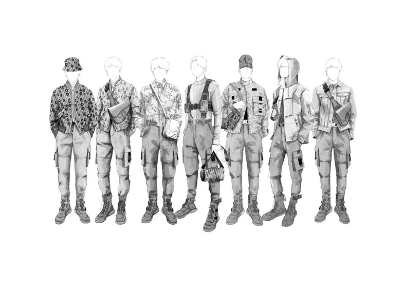 Dior Is Designing Costumes For BTS' Upcoming World Tour