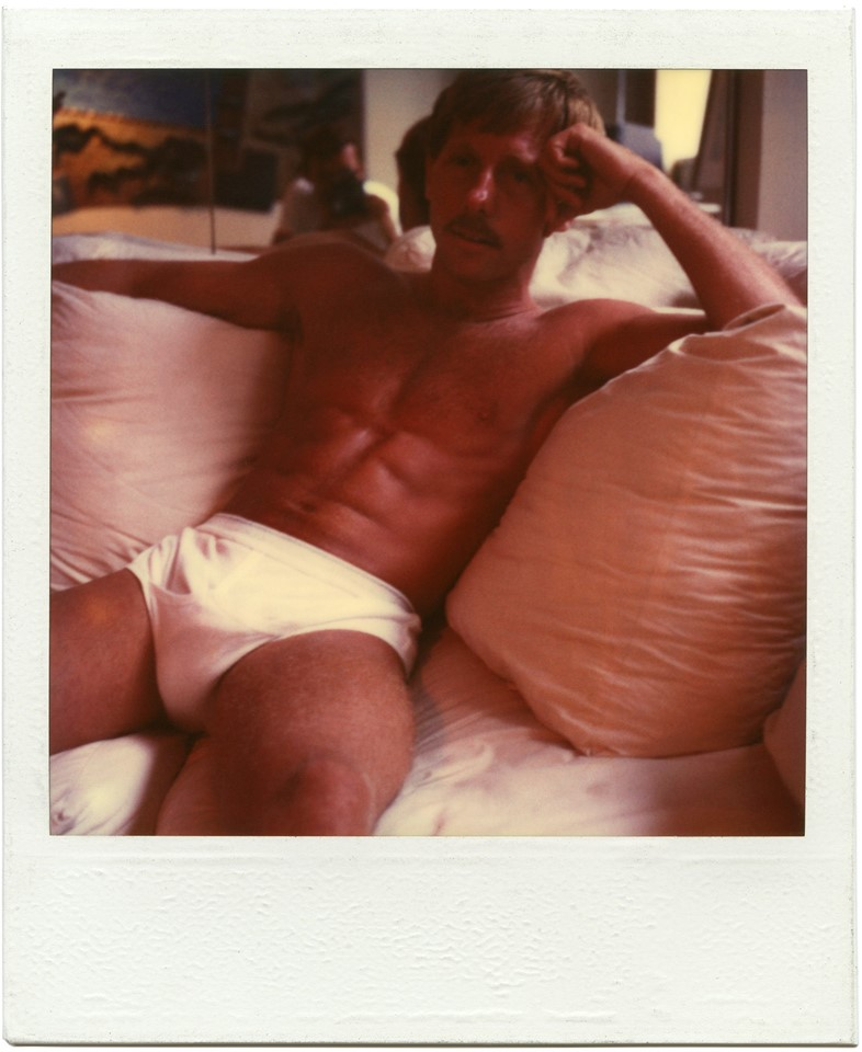 Beautiful Polaroids of New York's Newly Liberated Gay Men