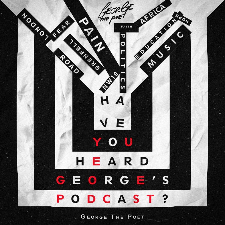Best Podcasts Summer 2019 Recommendation George the Poet