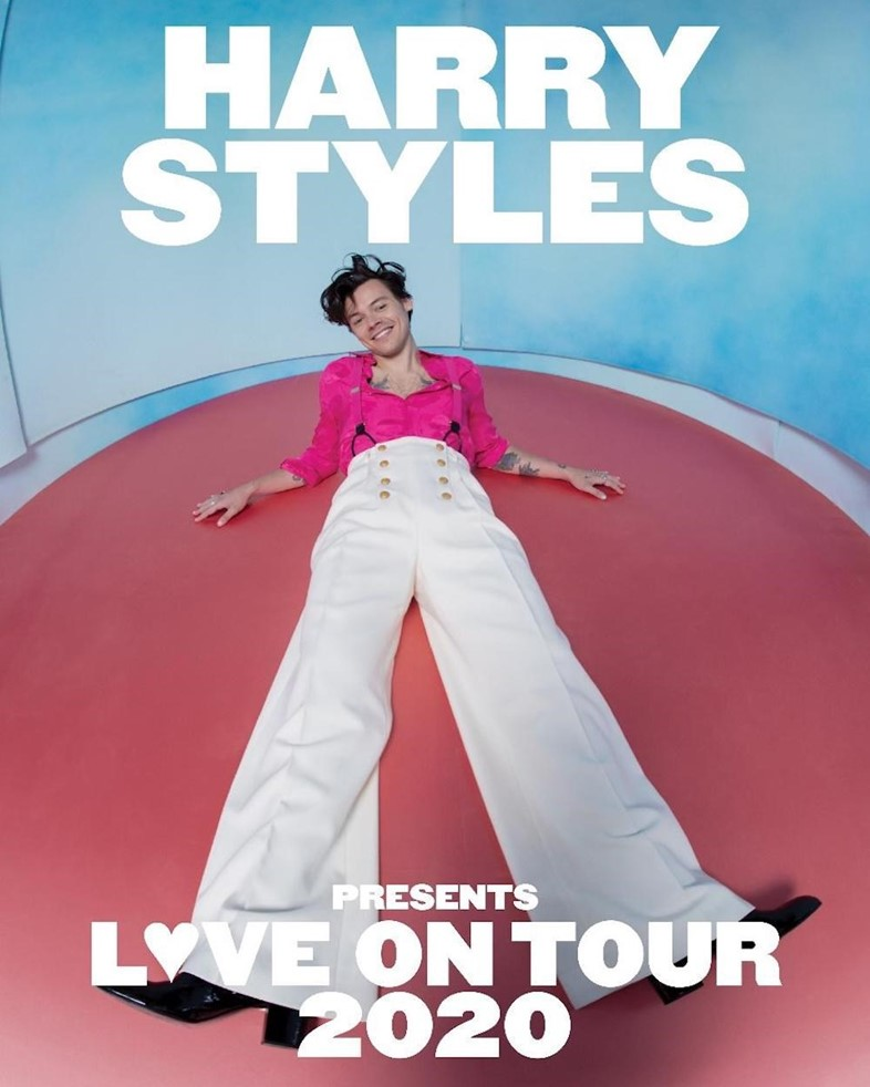 Harry Styles Announces a 2020 World Tour