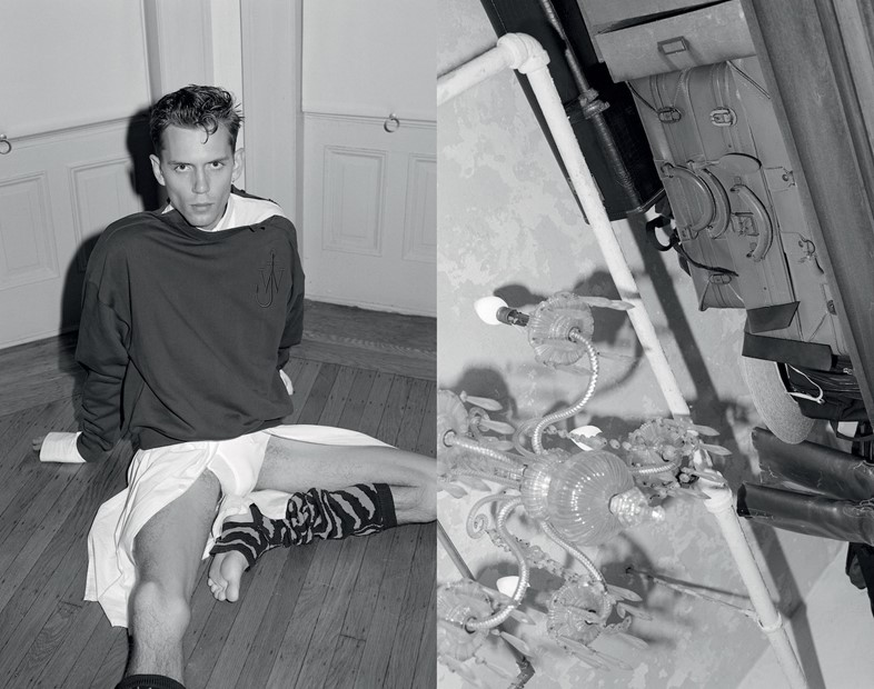 JW Anderson's New Zine Is a Portrait of New York's Queer Community
