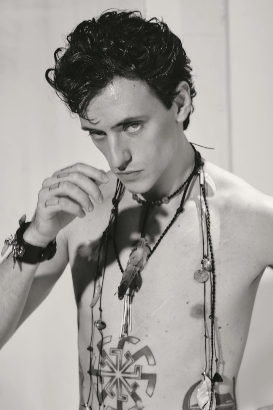 Sergei Polunin Another Man Collier Schorr Alister Mackie