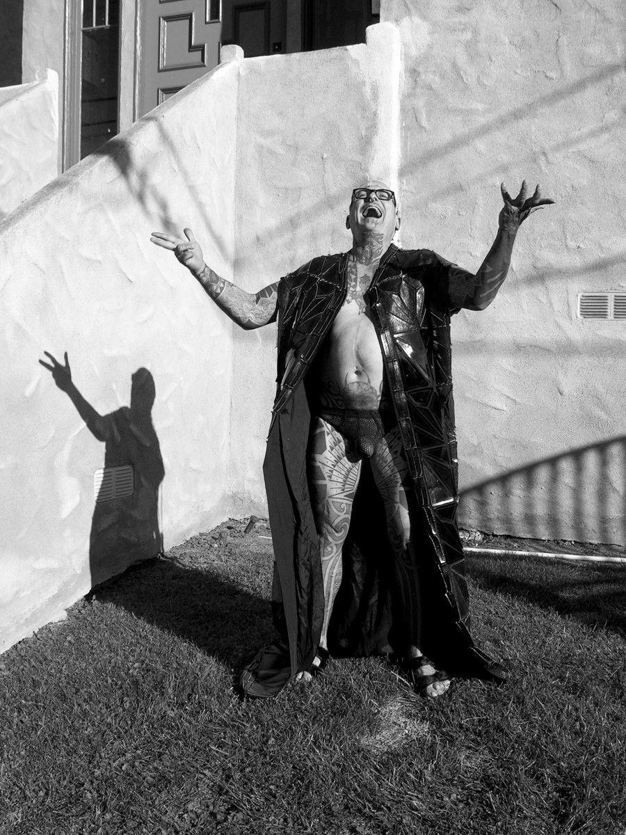 Ron Athey performance artist Rick Castro interview 2018