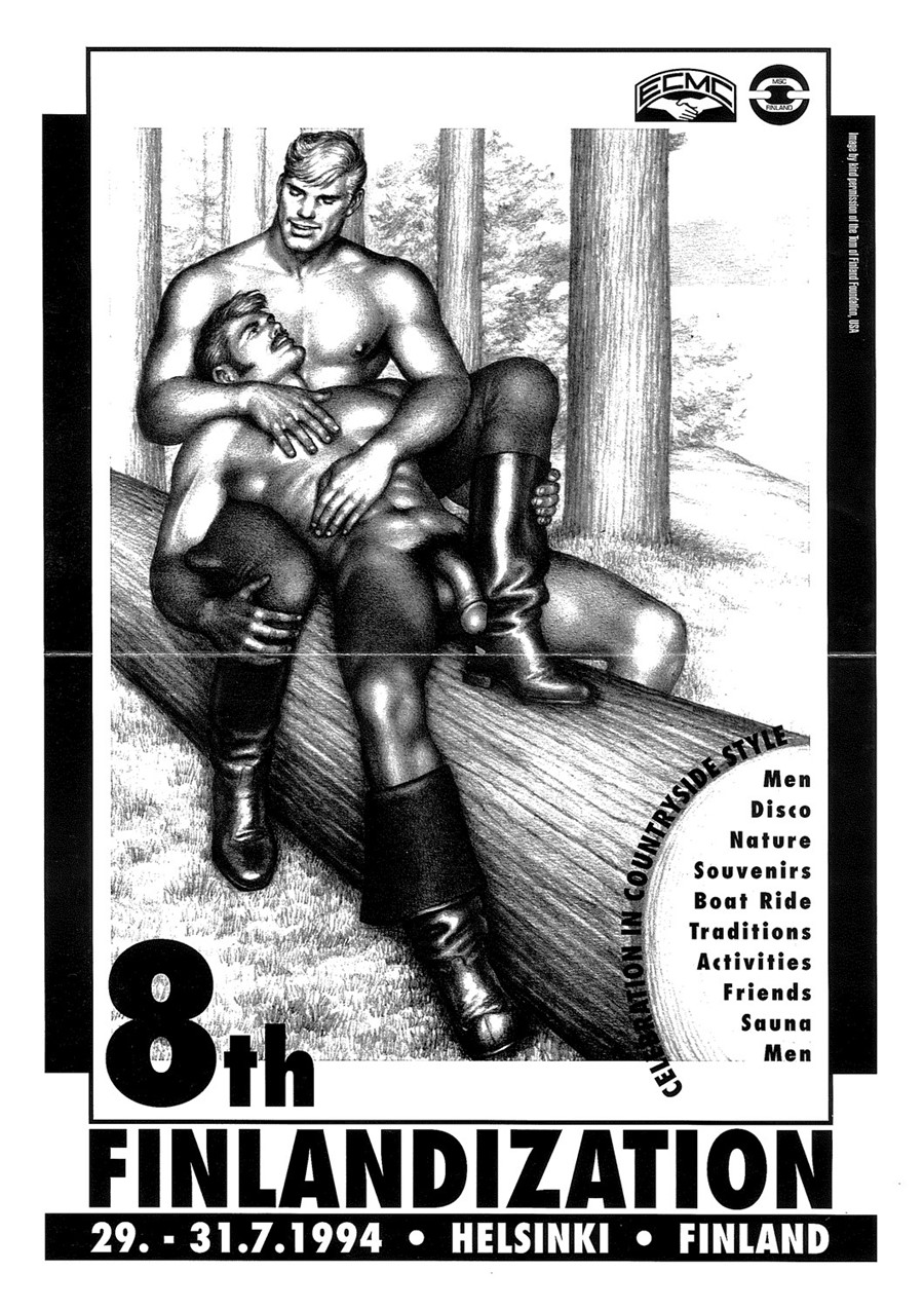 gay leather fetish photos archive history