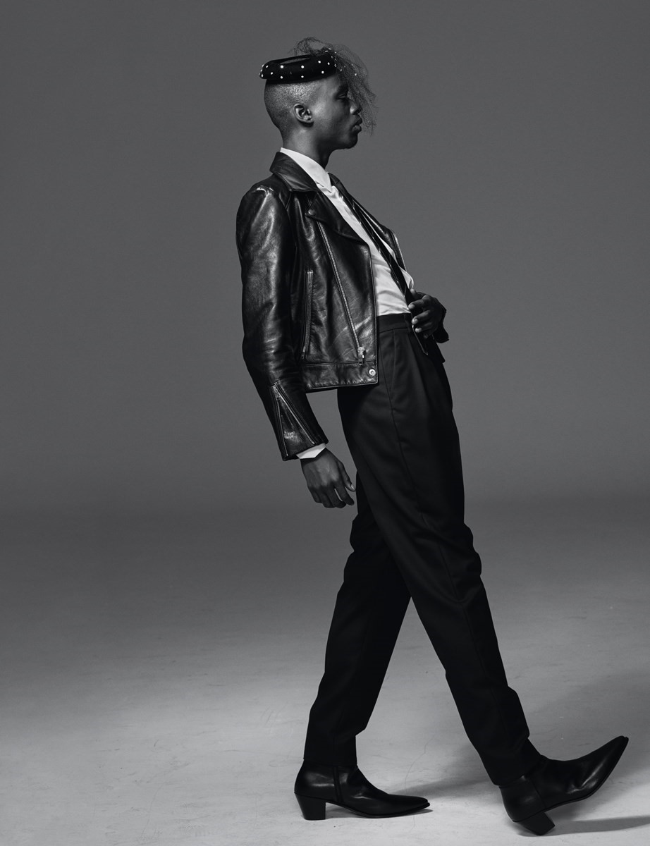 Ashton Sanders style Another Man Magazine Ethan James Green