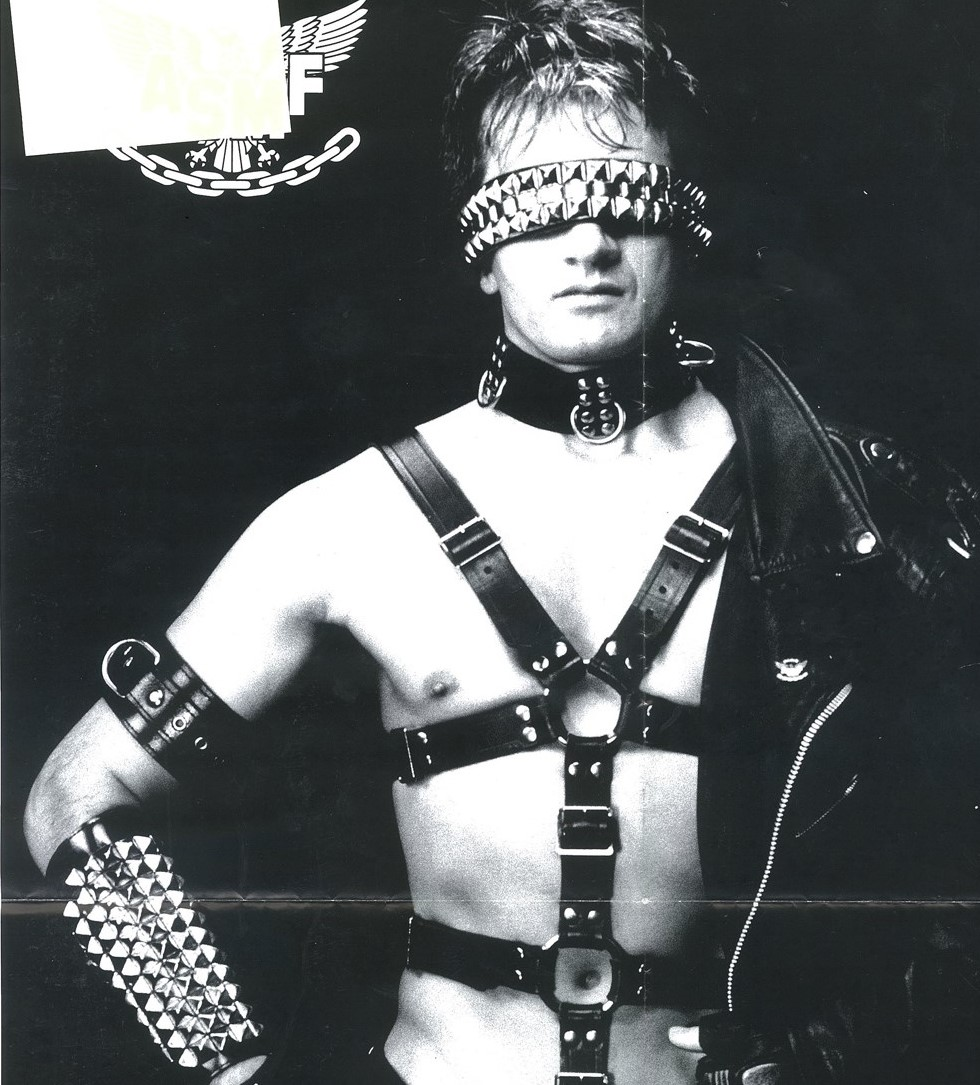 The Sexy Secret History Of Leather Fetish Fashion Anotherman